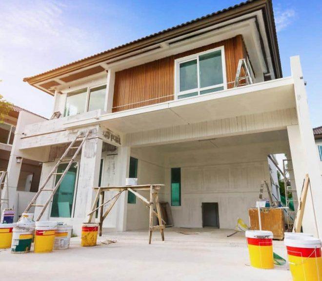 peinture exterieure maison